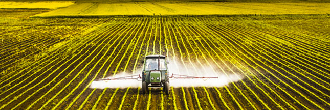 Les ventes de pesticides reculent en France