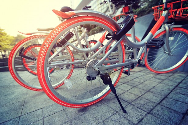 vélo en chine