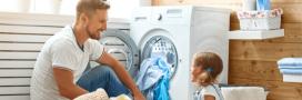 3 astuces avec du vinaigre blanc pour votre machine à laver