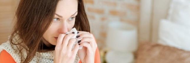 Les huiles essentielles contre le rhume et les affection ORL