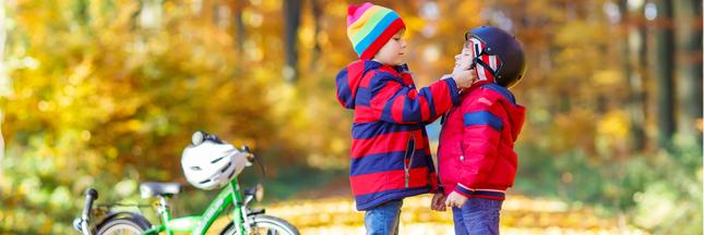 Sécurité routière : le casque de vélo est obligatoire pour les enfants