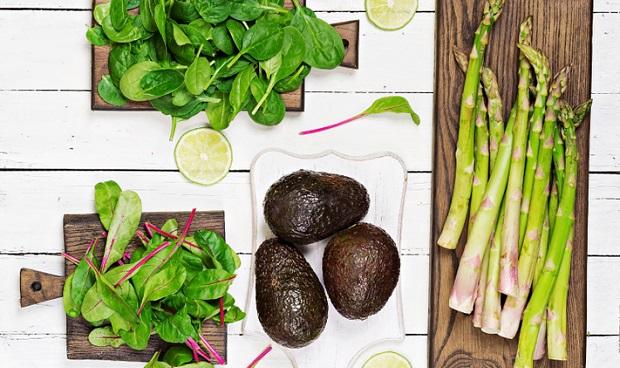Les légumes détox