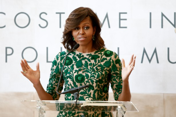 bouger le monde, Michelle Obama