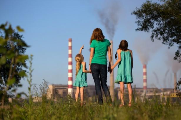 pollution enfants