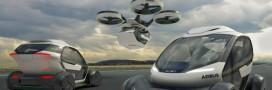 Pop.Up: Airbus invente le drone-voiture électrique et autonome