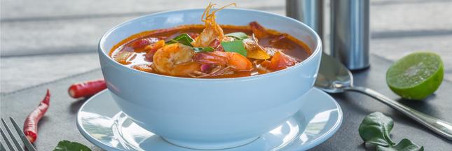 Rappel produit : Soupe de poissons curry coco - LIDL