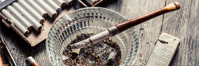 Traité anti-tabac: des résultats légèrement positifs