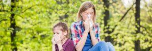 Il n'y a pas d'âge pour déclarer une allergie