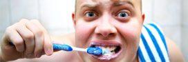 23% des Français ne se brossent pas assez les dents