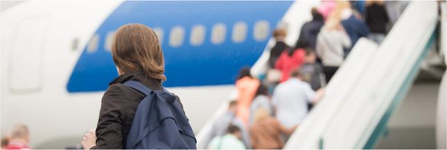 Droits des passagers lors d'un voyage en avion