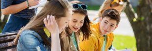Les adolescents français sont plutôt satisfaits de leur vie