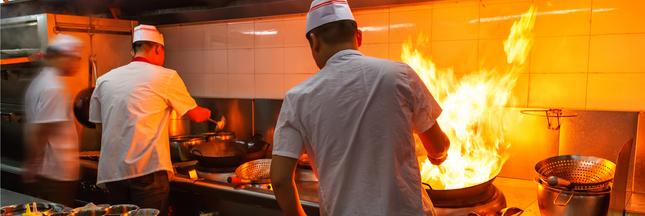 Une appli pour contrôler l'hygiène de votre restaurant
