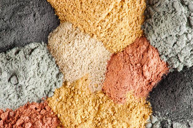 couleur argile
