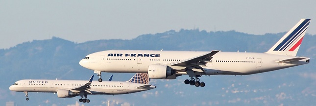 air france durable
