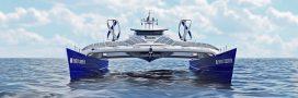 Le catamaran électrique Energy Observer mis à l'eau