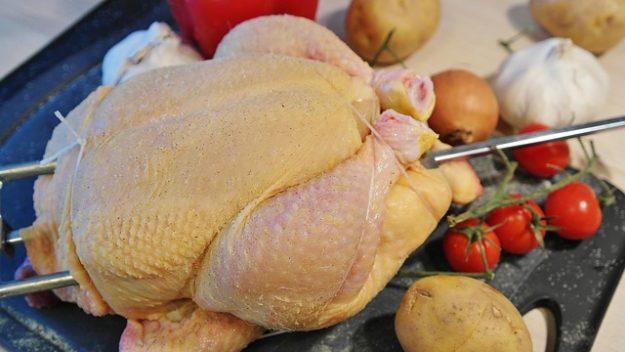 dissociation, poulet