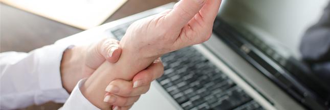 Éviter les pièges du travail sur clavier grâce à la réflexologie