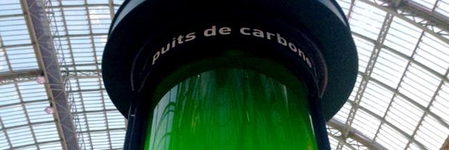 Paris s'apprête à tester une colonne Morris dépolluante