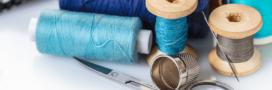 Renouez  avec l'habitude de réparer les vêtements vous-mêmes