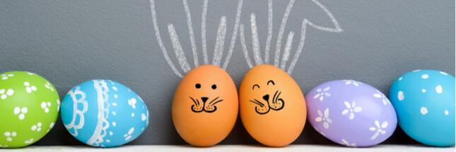 10 idées créatives pour la décoration de Pâques