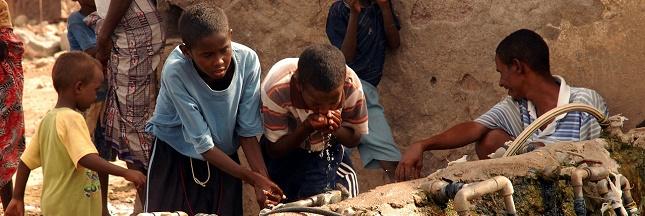 Eau potable : un quart de la population mondiale n'y a pas accès
