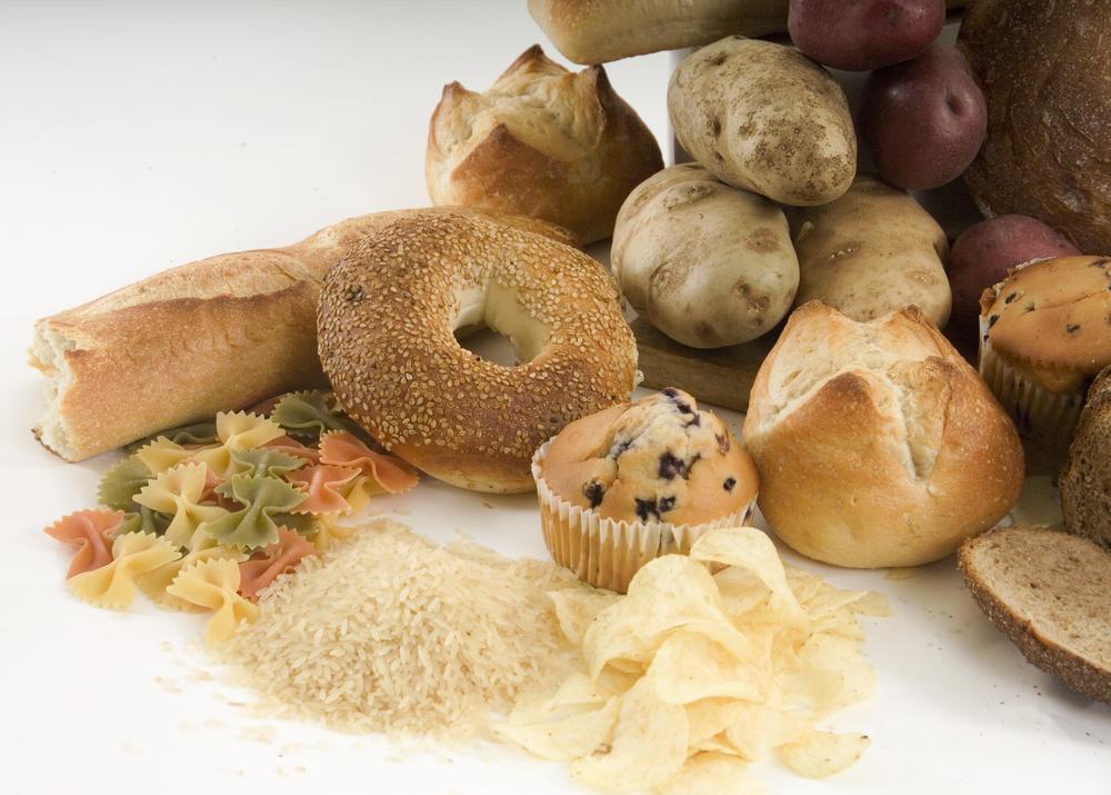 empreinte carbone aliments, féculents