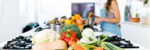 L'empreinte carbone s'applique aussi à notre assiette!
