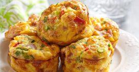 Recette de muffins salés et sans gluten