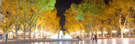 Pollution lumineuse: un recours déposé devant le Conseil d'État