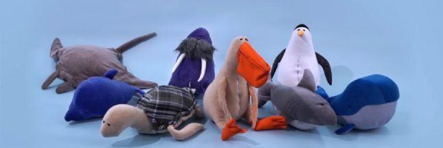 Pollutoy: des peluches pour sensibiliser les enfants à la pollution marine
