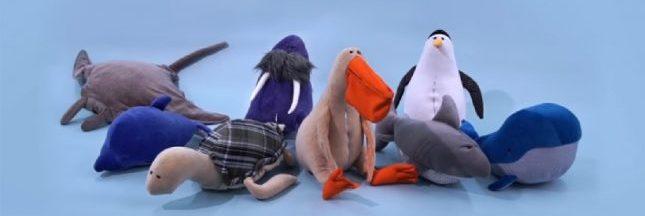 Pollutoy : des peluches pour sensibiliser les enfants à la pollution marine
