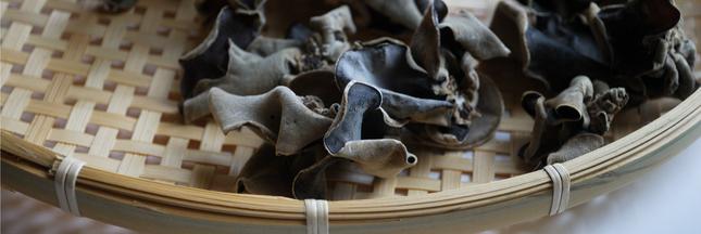 Rappel produit : champignons noirs déshydratés Eat The World - Auchan