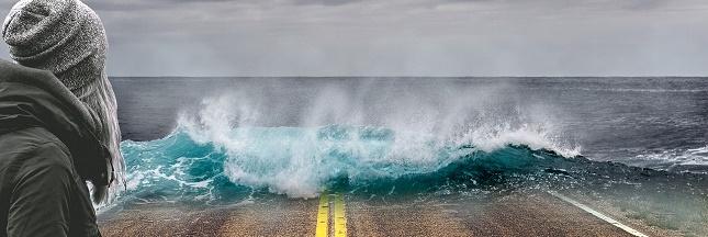 Réchauffement climatique : quand les eaux noieront la Terre...