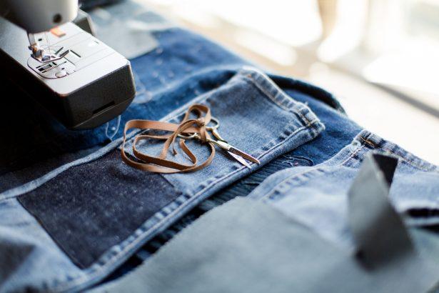 réparer les vêtements