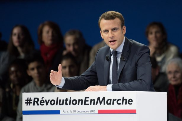 programme environnemental, Emmanuel Macron