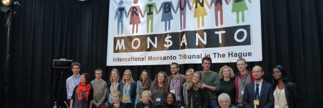 Tribunal Monsanto: découvrez le verdict