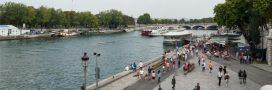 Paris: les voies sur berges fermées, quel impact sur la pollution?