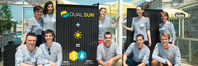 DualSun, le panneau solaire hybride thermique ET photovoltaïque