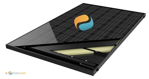 dualsun le panneau solaire hybride thermique et photovolta que. Black Bedroom Furniture Sets. Home Design Ideas