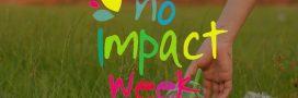 La No Impact Week 2017: une semaine pour changer l'entreprise