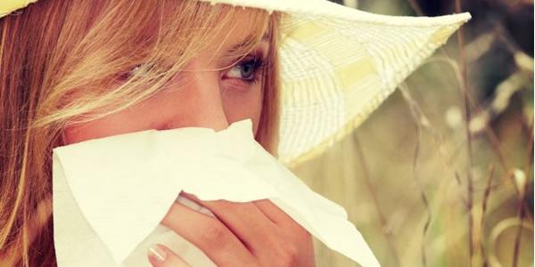 astuce naturelle contre le rhume des foins