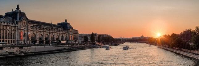 Se baigner dans la Seine sera bientôt possible