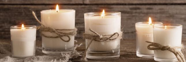 bougies : astuces pratiques maison