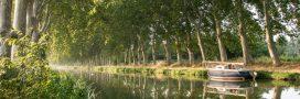 En marche pour sauver le canal du Midi! (on peut courir aussi)