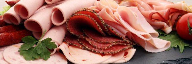 Jambons et saucissons se font du mouron