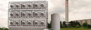 Une usine suisse capte le CO2 de l'atmosphère