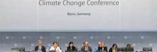 À Bonn, une conférence pour pousser à ratifier l'Accord de Paris sur le climat