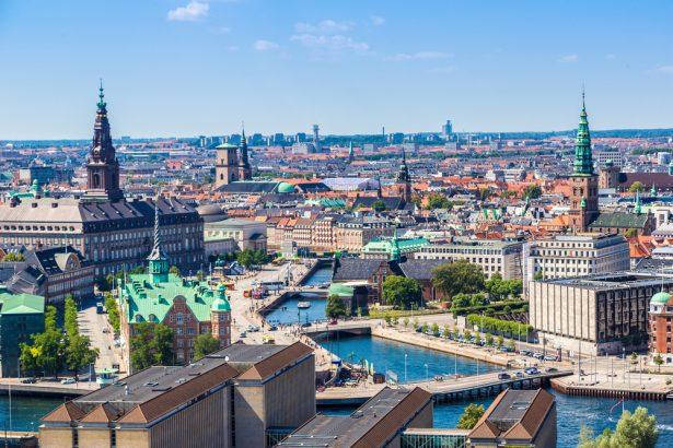 el país más verde, Copenhague