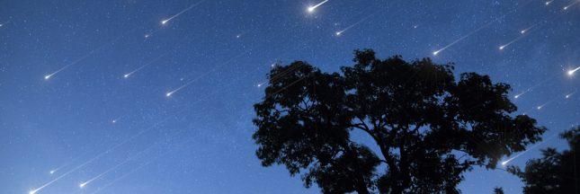 Une pluie d'étoiles filantes pour le 5 et 6 mai