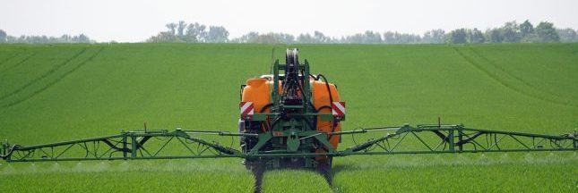 Glyphosate : malgré les dangers, on est loin de l'interdiction
